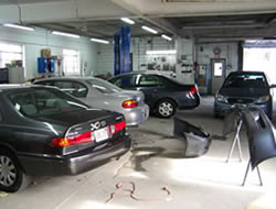 Auto Body Shopin Torrance